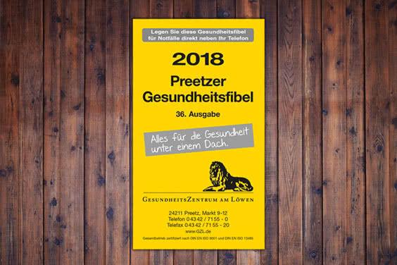 Gesundheitsfibel 2018