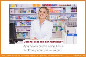 Corona-Tests