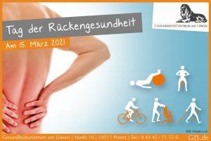 Rückengesundheit 2021