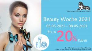 Beauty Woche 2021