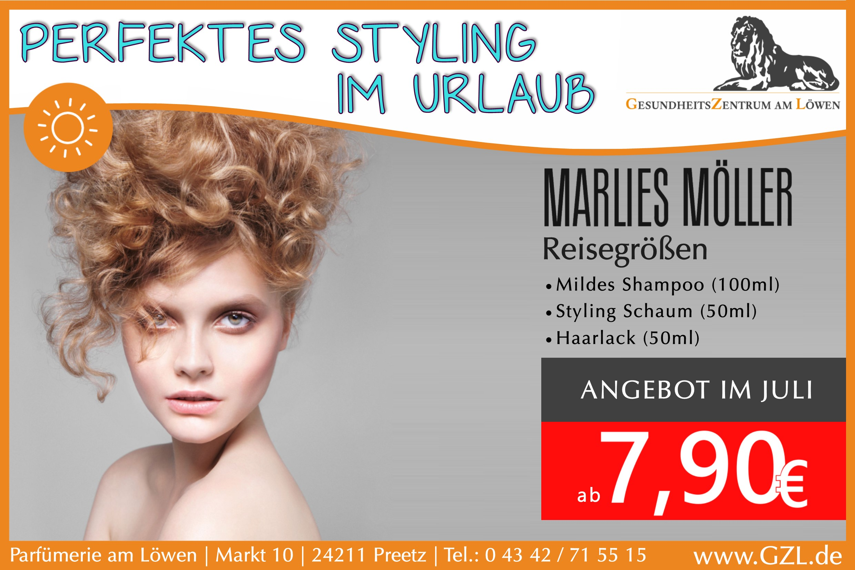 Marlies Möller Reisegrößen